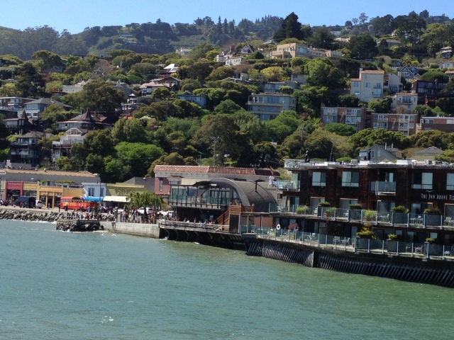 Sausalito city